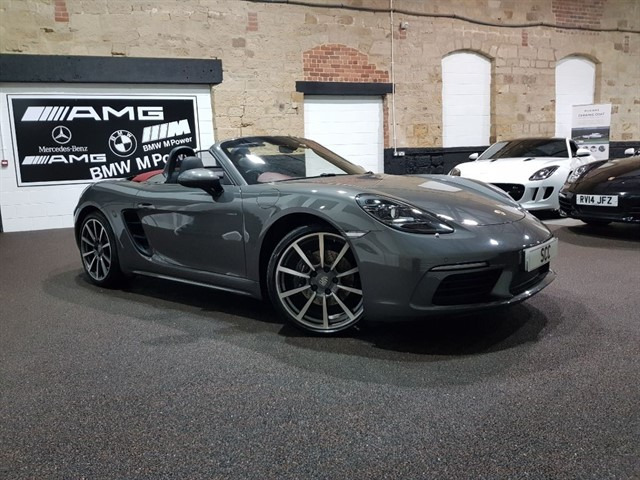 used Porsche Boxster 718 BOXSTER in yeadon-leeds-for-sale