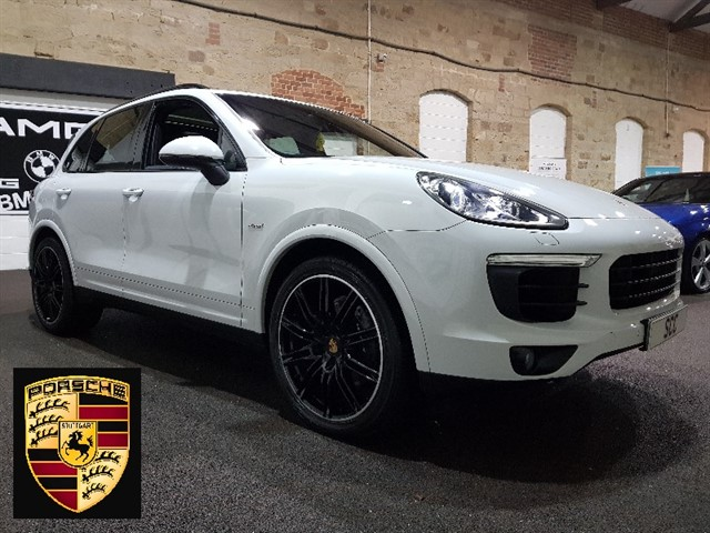 used Porsche Cayenne D V6 TIPTRONIC S in yeadon-leeds-for-sale