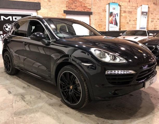 used Porsche Cayenne D V8 S TIPTRONIC S in yeadon-leeds-for-sale