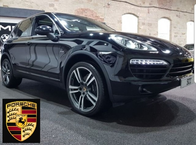 used Porsche Cayenne D V6 TIPTRONIC in yeadon-leeds-for-sale