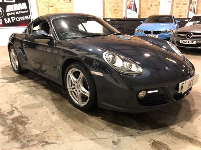 used Porsche Cayman 24V in yeadon-leeds-for-sale
