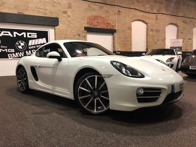 used Porsche Cayman 24V PDK in yeadon-leeds-for-sale