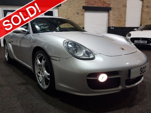 used Porsche Cayman 24V S in yeadon-leeds-for-sale