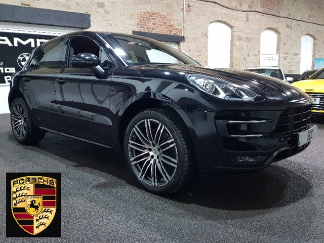 used Porsche Macan TURBO PDK in yeadon-leeds-for-sale