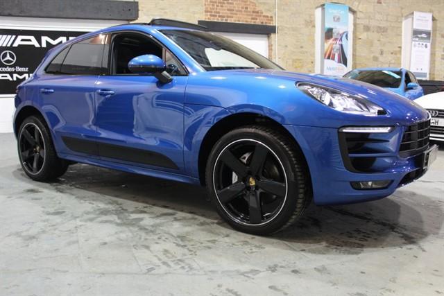 used Porsche Macan D S PDK in yeadon-leeds-for-sale