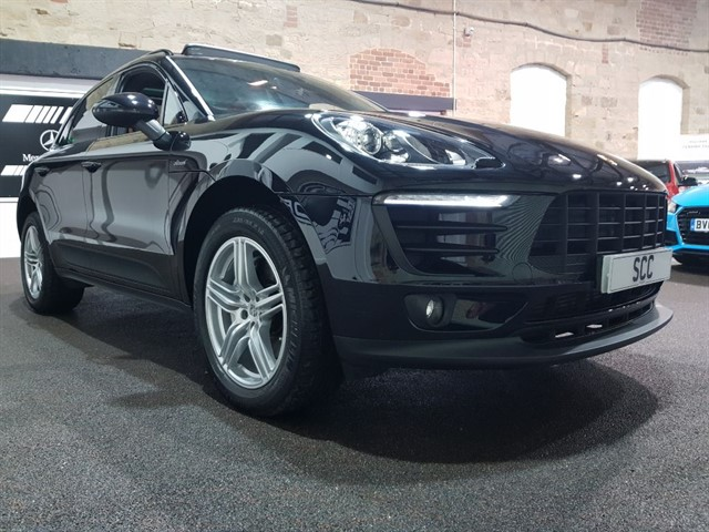 used Porsche Macan D S PDK in yeadon-leeds-for-sale
