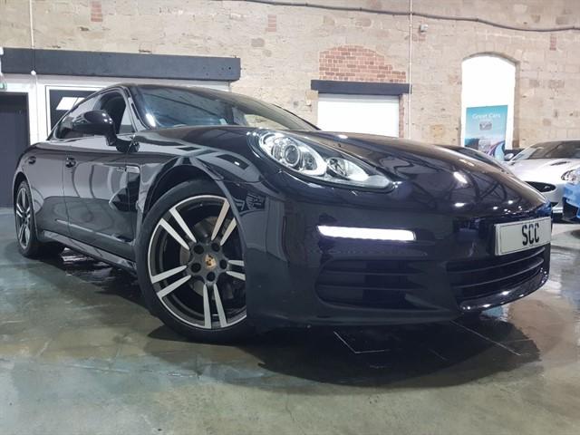 used Porsche Panamera D V6 TIPTRONIC in yeadon-leeds-for-sale