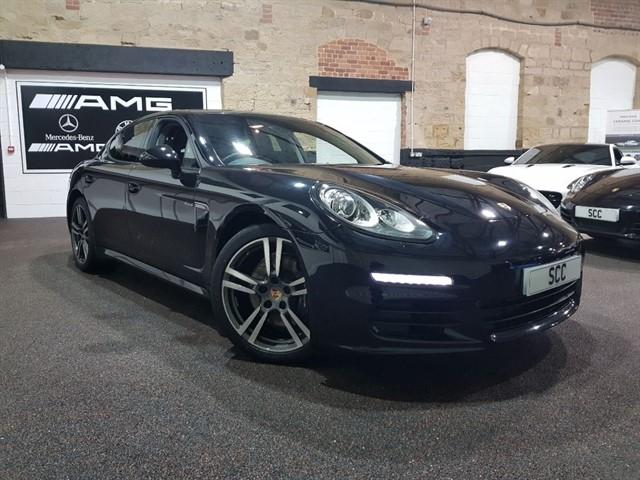 used Porsche Panamera TD V6 TIPTRONIC in yeadon-leeds-for-sale