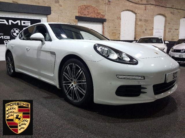 used Porsche Panamera D V6 TIPTRONIC in yeadon-leeds-for-sale