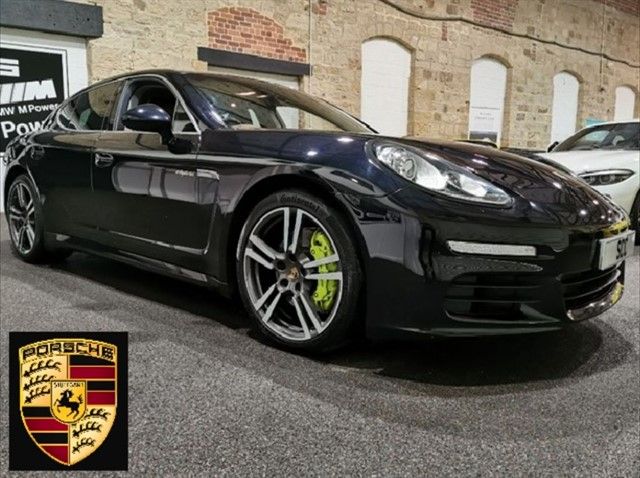 used Porsche Panamera PANAMERA S E-HYBRID TIPTRONIC in yeadon-leeds-for-sale