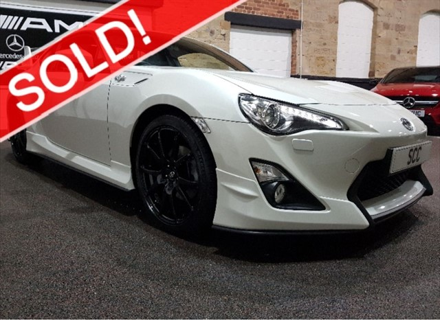 used Toyota GT86 D-4S AERO in yeadon-leeds-for-sale