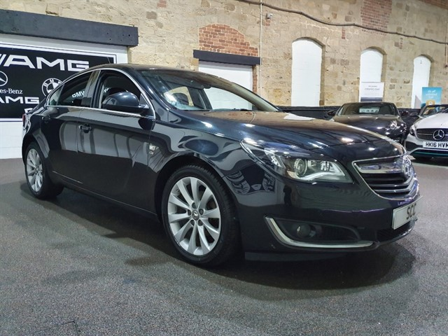 used Vauxhall Insignia ELITE CDTI ECOFLEX S/S in yeadon-leeds-for-sale