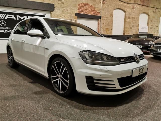 used VW Golf GTD DSG in yeadon-leeds-for-sale