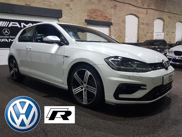 used VW Golf R TSI DSG in yeadon-leeds-for-sale
