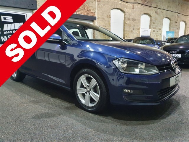 used VW Golf MATCH EDITION TDI BMT in yeadon-leeds-for-sale