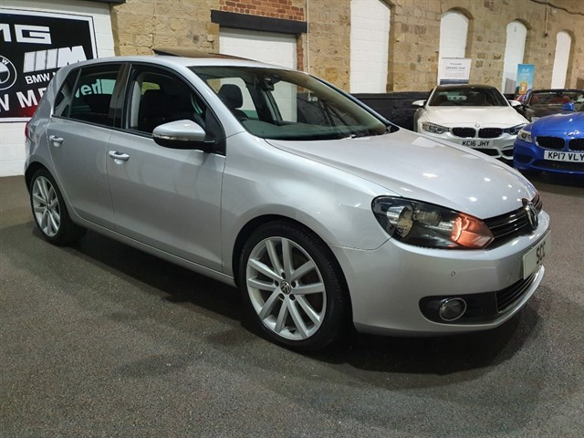 used VW Golf GT TSI in yeadon-leeds-for-sale