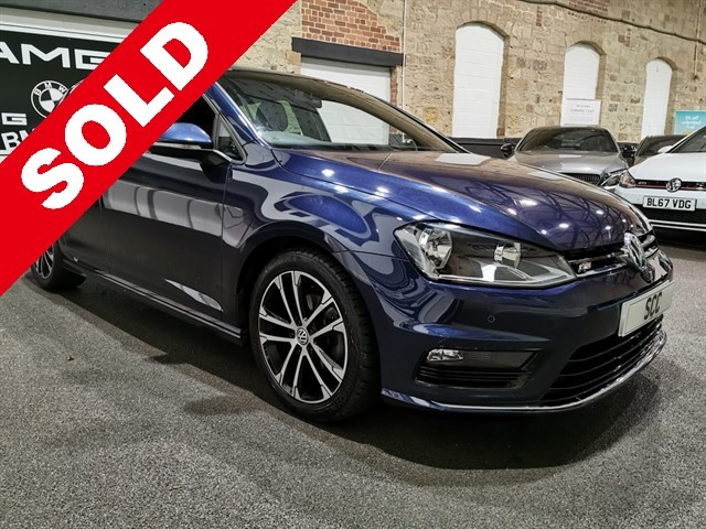 used VW Golf R LINE in yeadon-leeds-for-sale