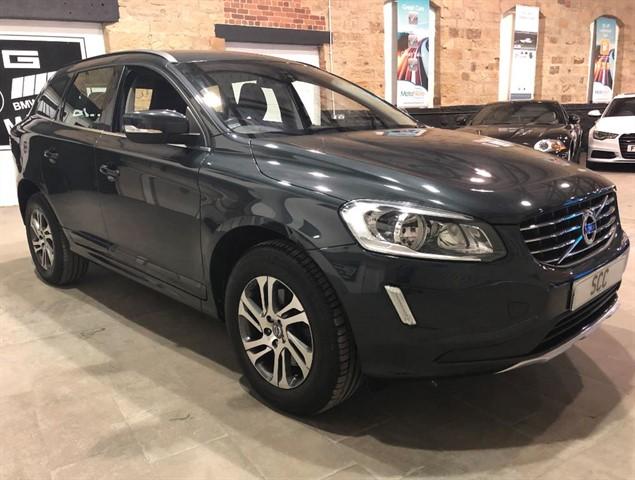 used Volvo XC60 D4 SE NAV AWD in yeadon-leeds-for-sale