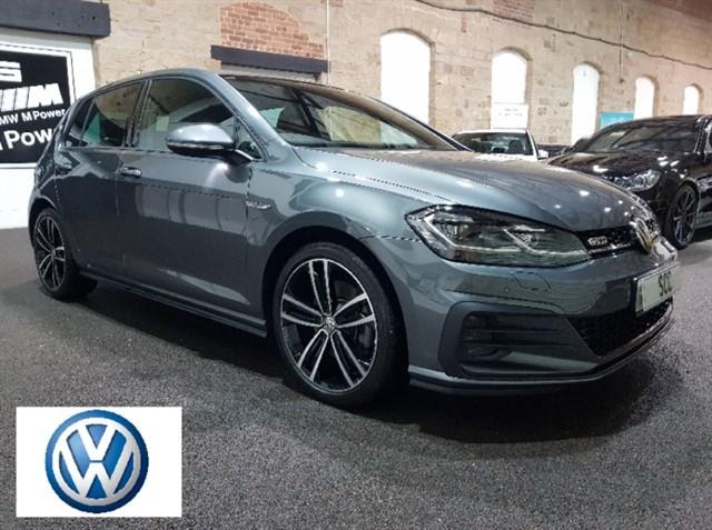 used VW Golf GTD TDI DSG in yeadon-leeds-for-sale