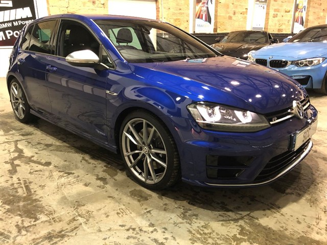used VW Golf R 4 Motion in yeadon-leeds-for-sale