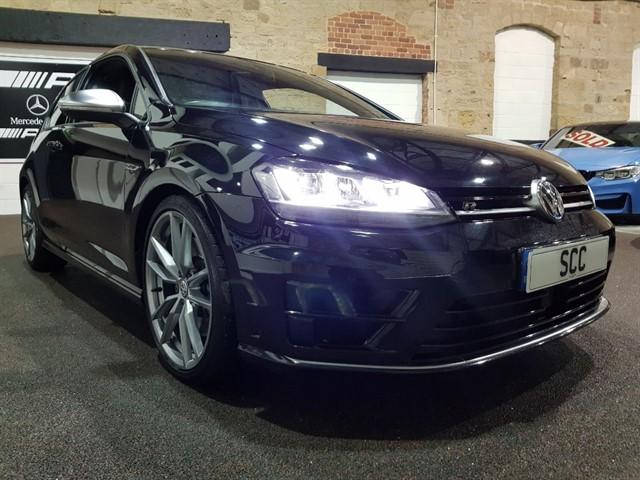 used VW Golf R DSG in yeadon-leeds-for-sale
