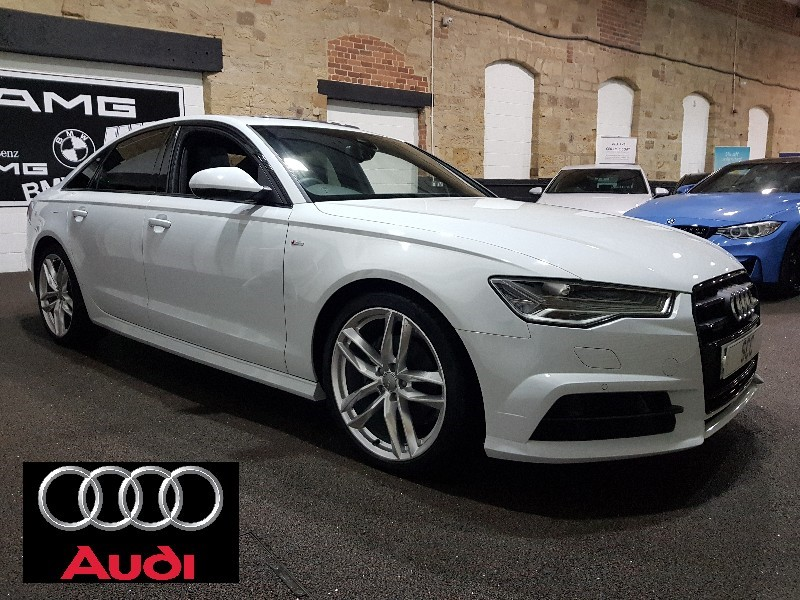 Audi A6 Saloon for sale