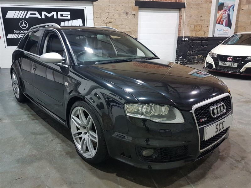 Audi RS4 Avant for sale
