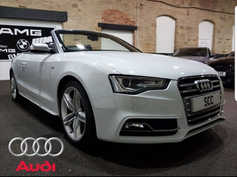 Audi S5 for sale