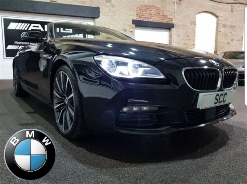 BMW 640d for sale