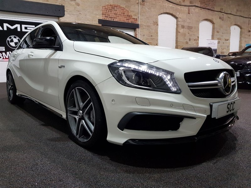 Mercedes A45 AMG for sale
