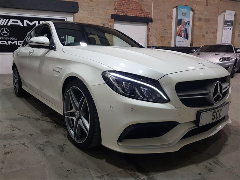 Mercedes C63 AMG for sale