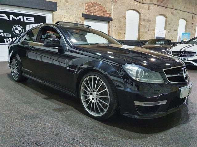 Mercedes C63 for sale
