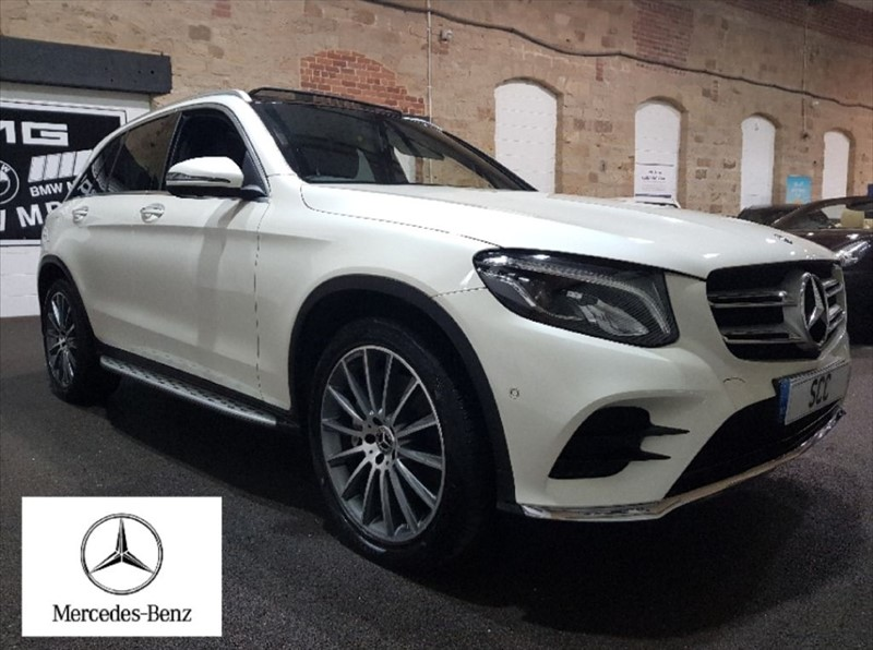 Mercedes GLC350 for sale