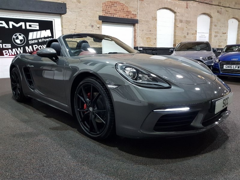 Porsche 718 Boxster for sale
