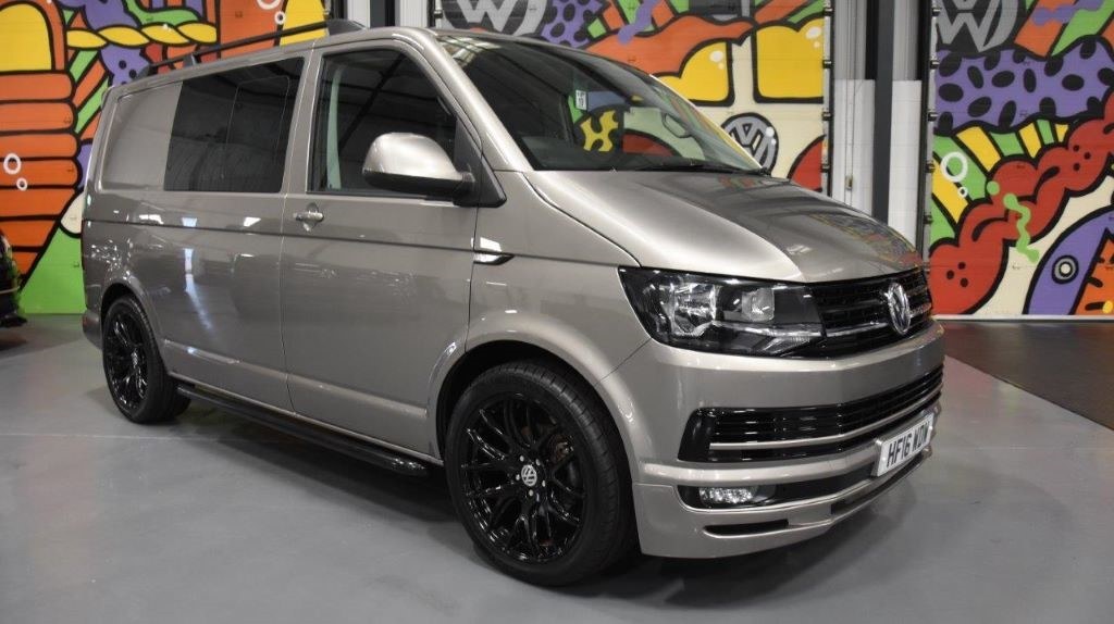 Mojave Beige Metallic Vw Transporter For Sale South