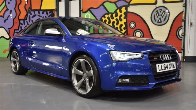 used Audi A5 S5 TFSI QUATTRO S LINE BLACK EDITION in sheffield