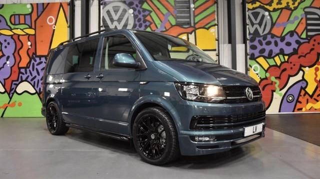 used VW Transporter  Euro 6 T6 T32 150PS SWB DSG Kombi Sportline Pack in sheffield