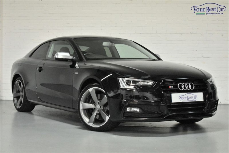 used Audi A5 S5 TFSI QUATTRO S LINE BLACK EDITION in cranbrook-common-kent
