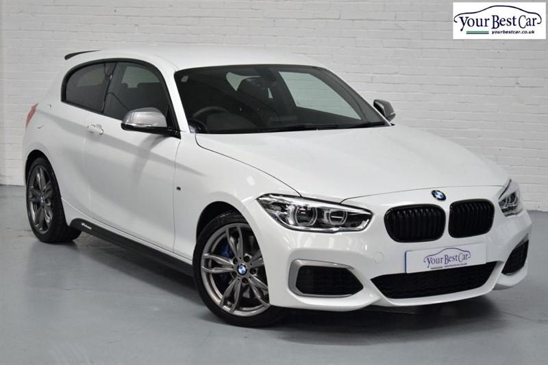 used BMW 1 Series M 140i (R/CAMERA+HARMON KARDON+FULL BLACK PANEL DISPLAY) in cranbrook-common-kent