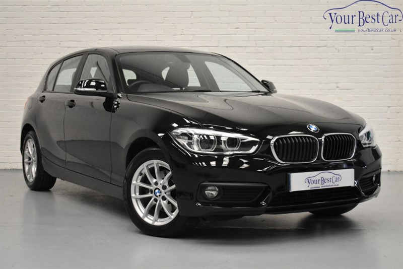 used BMW 116d SE BUSINESS in cranbrook-common-kent