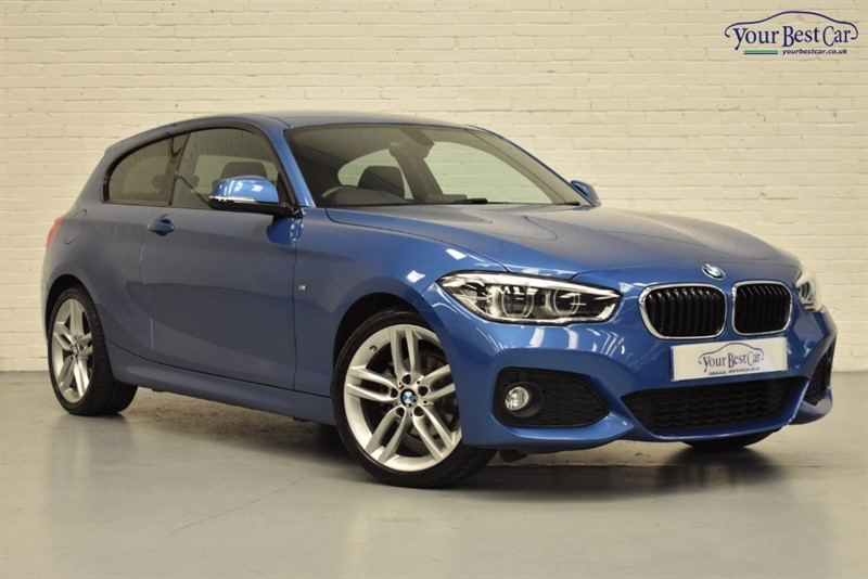 used BMW 116d M SPORT in cranbrook-common-kent