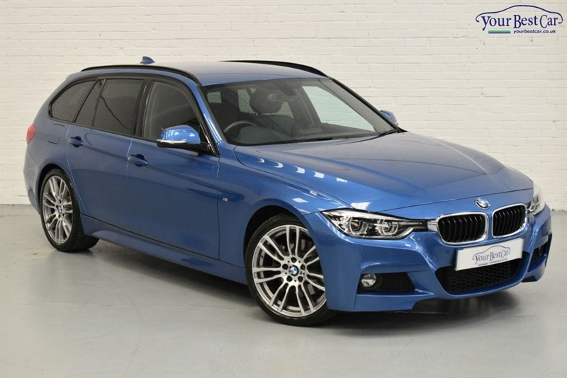used BMW 330d M SPORT TOURING in cranbrook-common-kent
