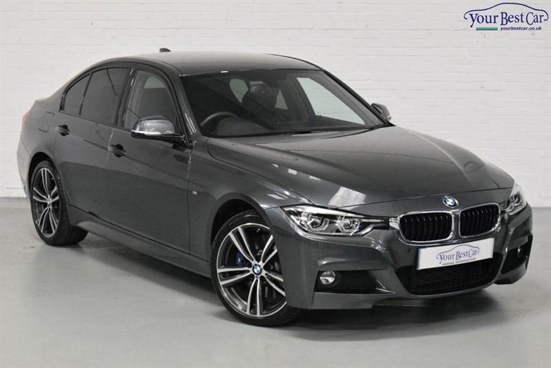 used BMW 330d XDRIVE M SPORT (M SPORT PLUS PACK+PRO NAVIGATION) in cranbrook-common-kent