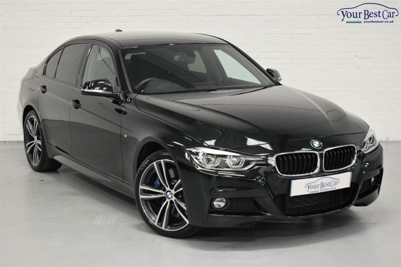 used BMW 330d XDRIVE M SPORT (ADAPTIVE SUSPENSION+M SPORT PLUS+PRO NAVIHATION) in cranbrook-common-kent