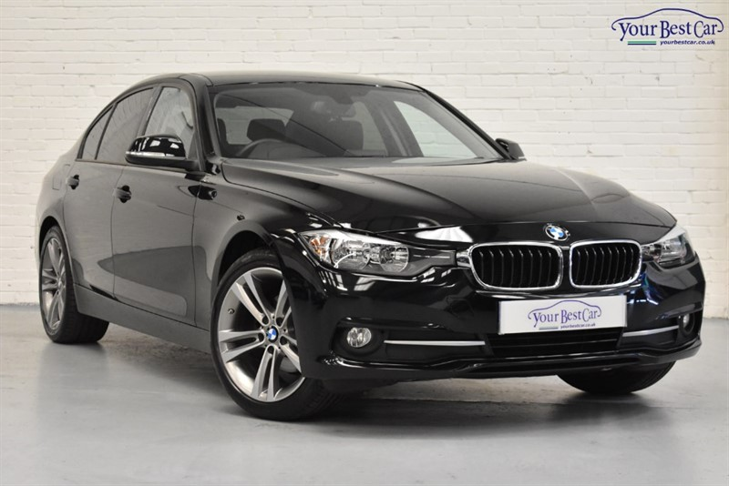 used BMW 318d SPORT in cranbrook-common-kent