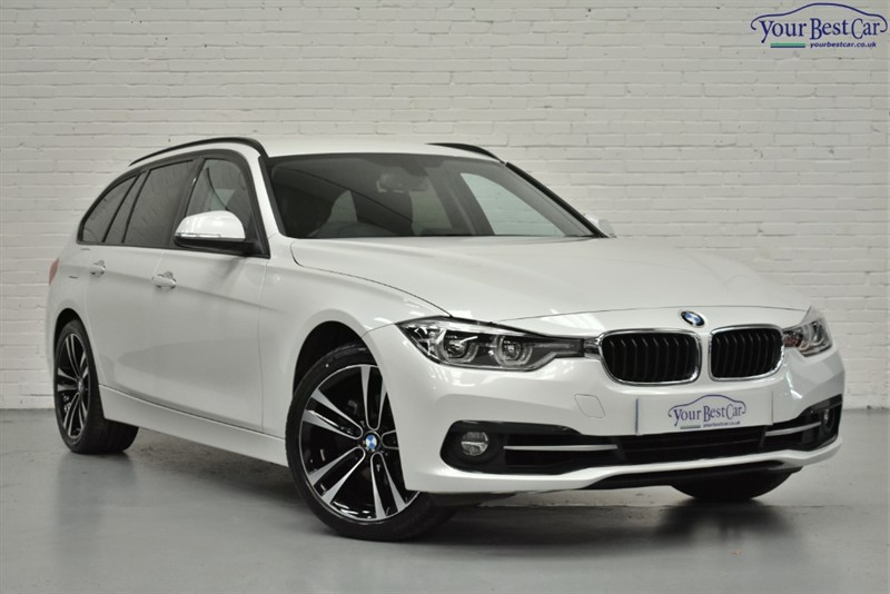 used BMW 318i SPORT TOURING in cranbrook-common-kent
