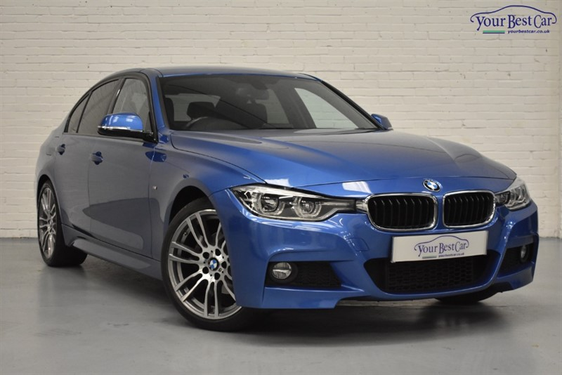 used BMW 320d M SPORT in cranbrook-common-kent