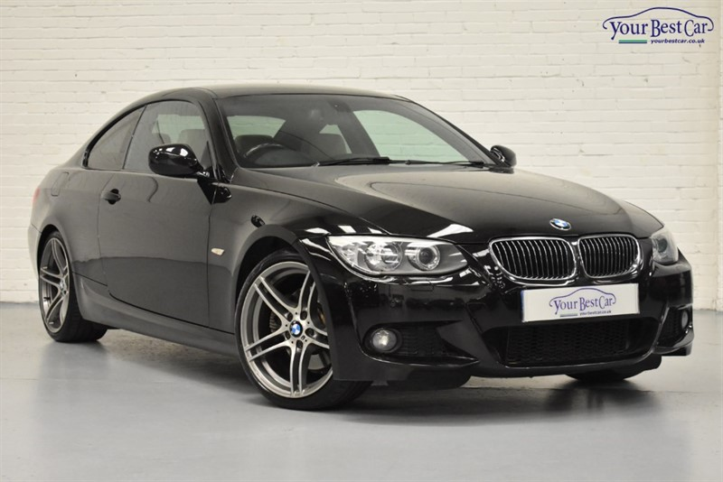 used BMW 330d M SPORT in cranbrook-common-kent