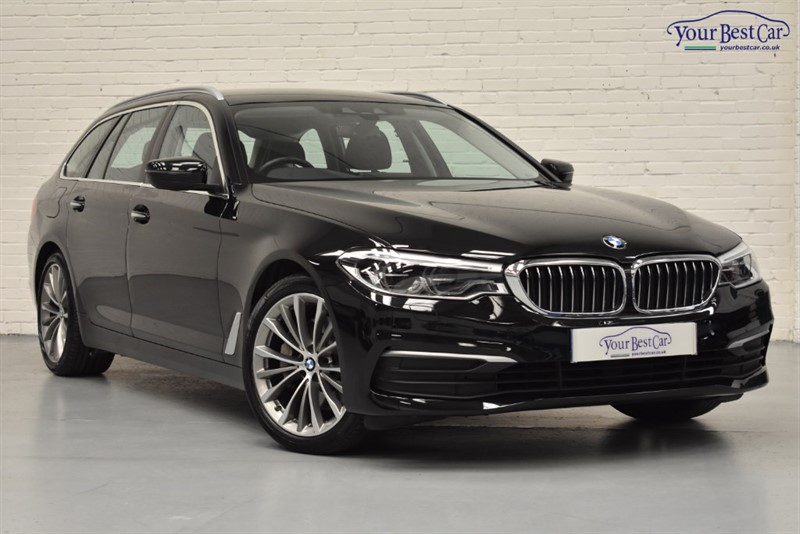 used BMW 530d SE TOURING in cranbrook-common-kent