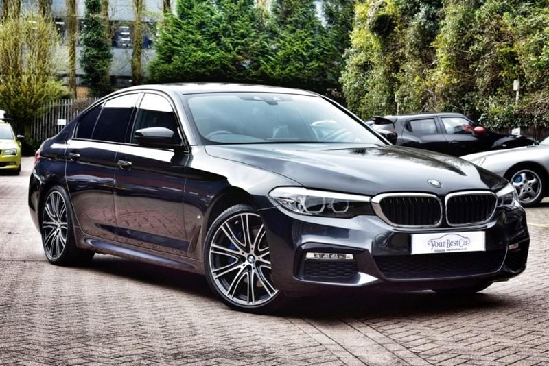 used BMW 530e M SPORT (M SPORT PLUS PACK+HARMON KARDON+REV CAMERA) in cranbrook-common-kent